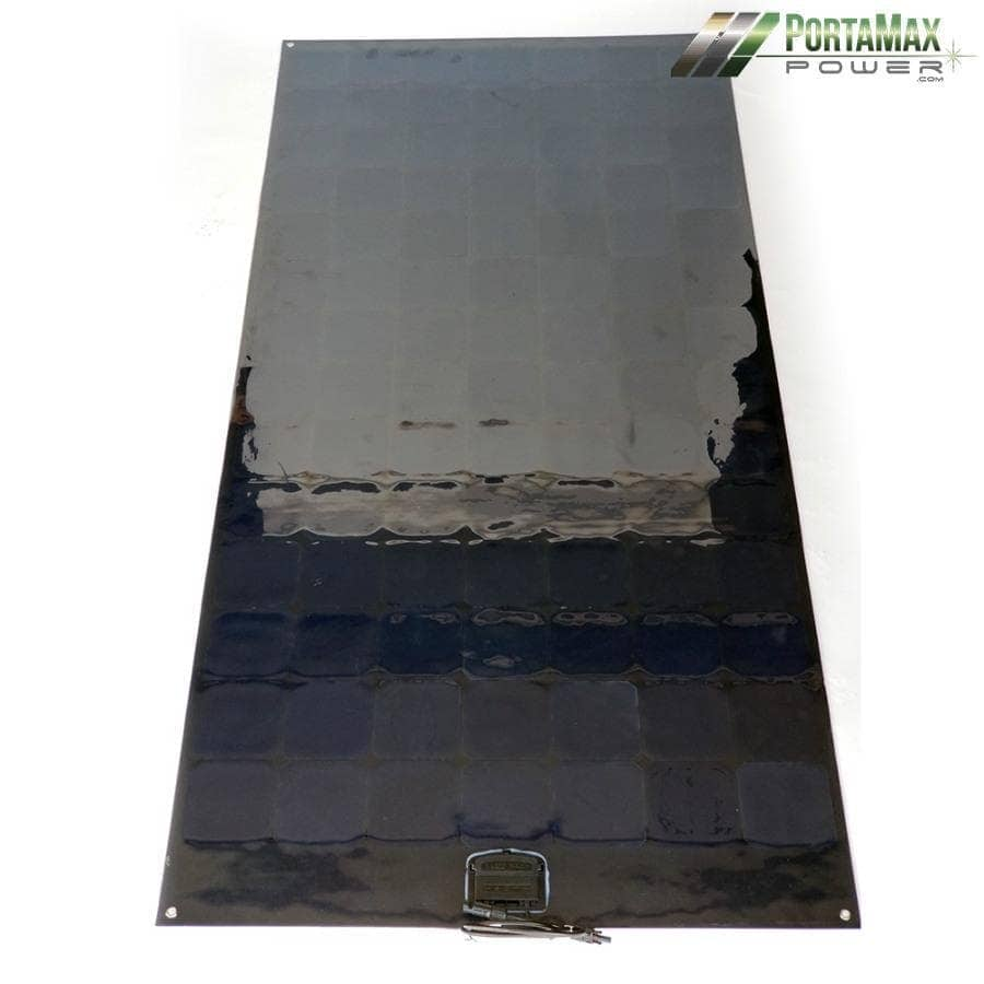 330 Watt High-Efficiency Lightweight Flexible Solar Panel